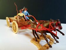 Timpo Wildwest  Open Wagon1960's
