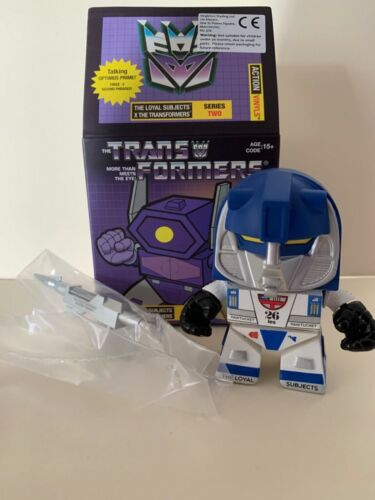 The Loyal X serie Transformers Subjects due Mirage