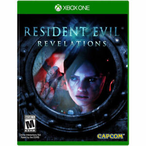 Resident-Evil-Revelations-HD-XBOX-ONE-VIDEO-GAME-NEW-SEALED-FREE-P-amp-P