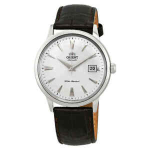Orient-2nd-Generation-Bambino-Automatic-White-Dial-Men-039-s-Watch-FAC00005W0