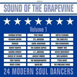 SOUND-OF-THE-GRAPEVINE-VOLUME-1-NEW-amp-SEALED-MODERN-SOUL-NORTHERN-CD-GRAPEVINE