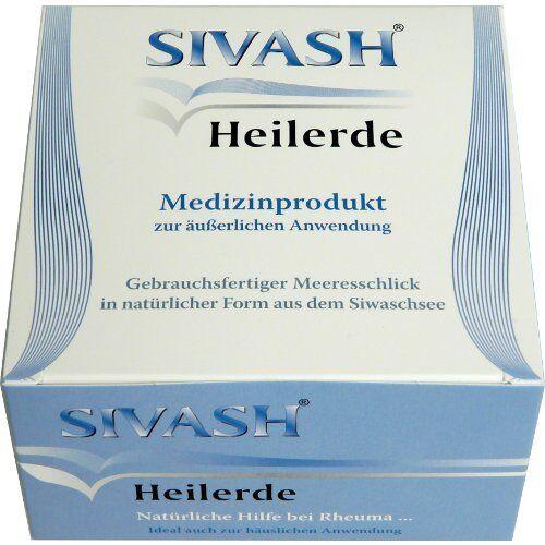 SIVASH Heilerde Heilschlamm Peloid  1 Kg