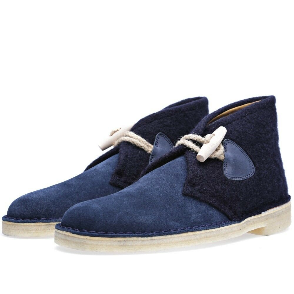 Mens Winter Suede Warm Fur Lining Snow Ankle Boots High Top Non-slip Shoes