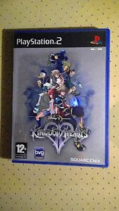 Juego-Sony-PlayStation-2-PS2-Kingdom-Hearts-SQUARC-CNIX-Disney-PAL