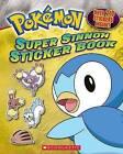 Pokemon: Super Sinnoh Sticker Book by Scholastic (Paperback / softback)