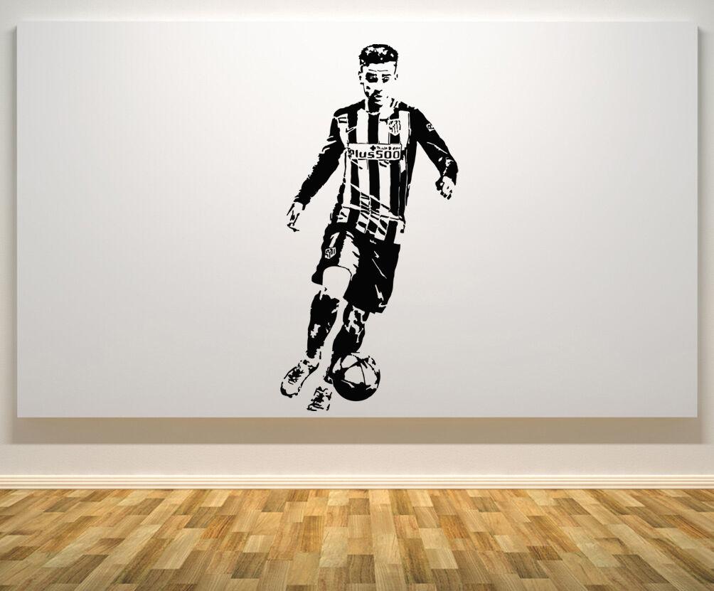 Antoine Griezmann Französisch Frankreich Football Spieler Aufkleber Wandkunst