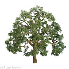"JTT SCENERY 94348 PROFESSIONAL SERIES 1.5""  LIVE OAK TREE  4/PK N-SCALE JTT94348"