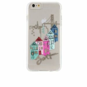 Case-Mate-Tough-Naked-City-Prints-Cover-case-for-Apple-iPhone-6-6S-San-Fran