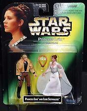 Vintage Star Wars Princess Leia Collection LEIA & LUKE SKYWALKER (Carrie Fisher)