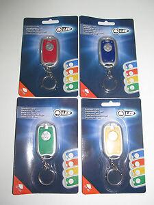 Porte-Cles-Moderne-Gadget-Keychain-LED-Couleur-au-choix-3x-AG10-Incluses
