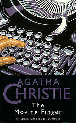 The Moving Finger (The Christie Collection),ACCEPTABLE Book