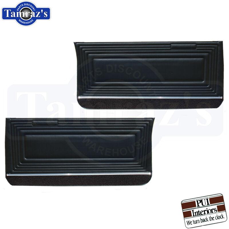 1964 Chevrolet El Camino Gold Edition Door Panels PUI