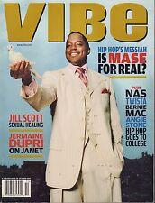 Vibe October 2004 Mase, Jill Scott, NAS 030717nonDBE2