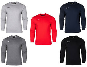 Nike heren club 19 crew sweatshirt sweater pullover | eBay