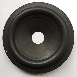 "8"" 8 inch 8mm Speaker Cone Paper Foam Recone Part Audio Repair"