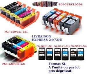 Cartouche-encre-compat-Canon-PGI-CLI-PG-CL-PG512-CL513-PG540-CL541-PG545-CL546
