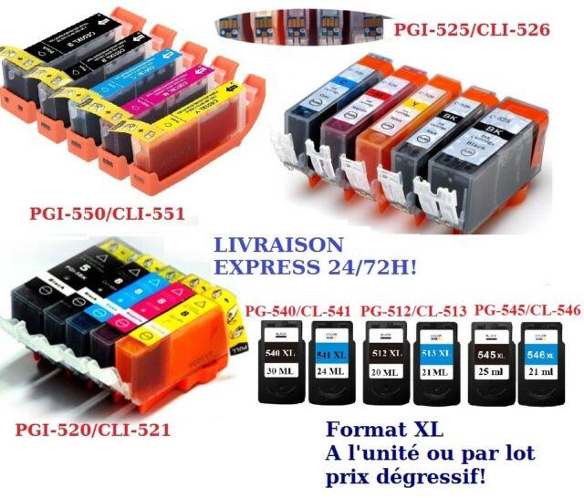 Ink Cartridge Compatible Canon Pgi Cli Pg CL PG512 CL513 PG540 CL541 PG545 CL546