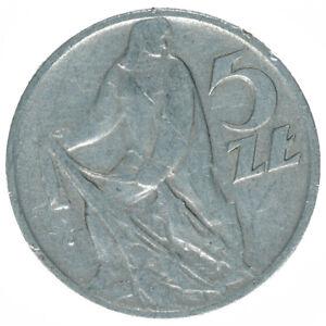 Polen-5-Zloty-1960-A47087