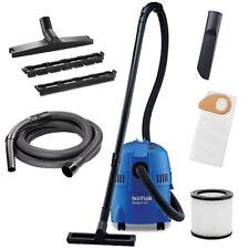 Black Nilfisk 18451119 Aspirapolvere secco e umido 1200 W 230 V Blue