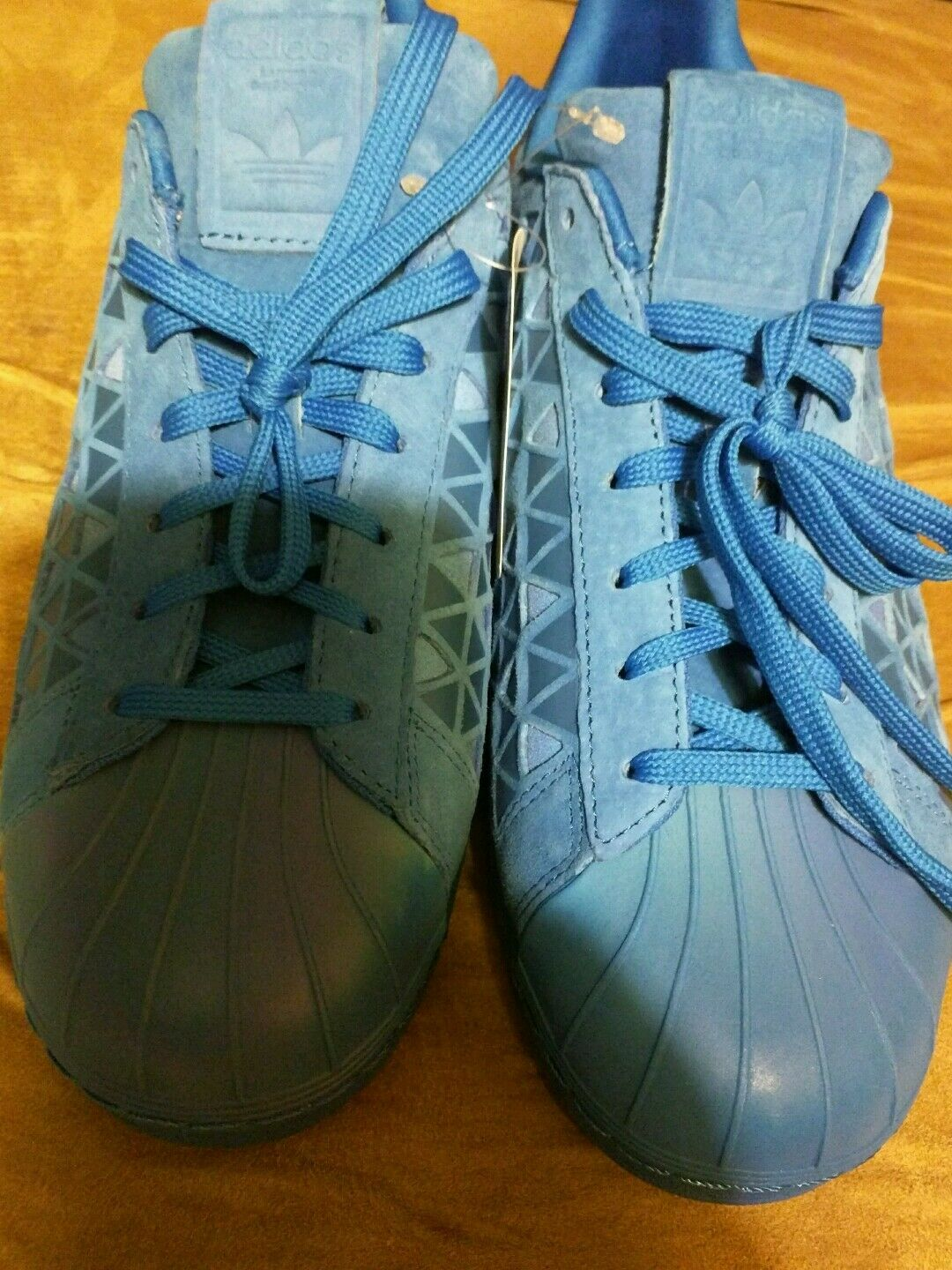 Blue shell toe mens Adidas reflective size 11 mens toe Superstar Xeno new with tags 8b98dd