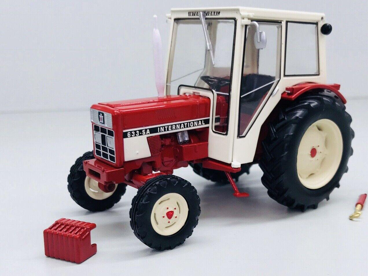 Trattore ih 633 1 32 mezzi agricoli e accessori scala replicagri
