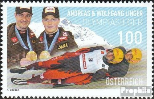 Austria 2894 fine used cancelled 2010 Day of Sports