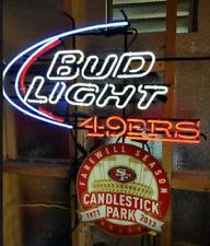 P020R San Francisco 49ers For Display Decor Light Sign