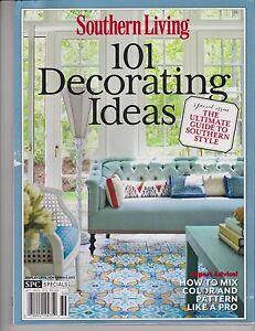 southern living magazine present 101 decorating ideas 2013 ebay
