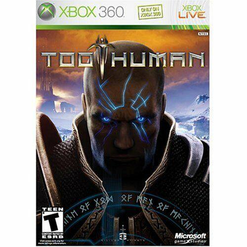 Too Human For Xbox 360 7E