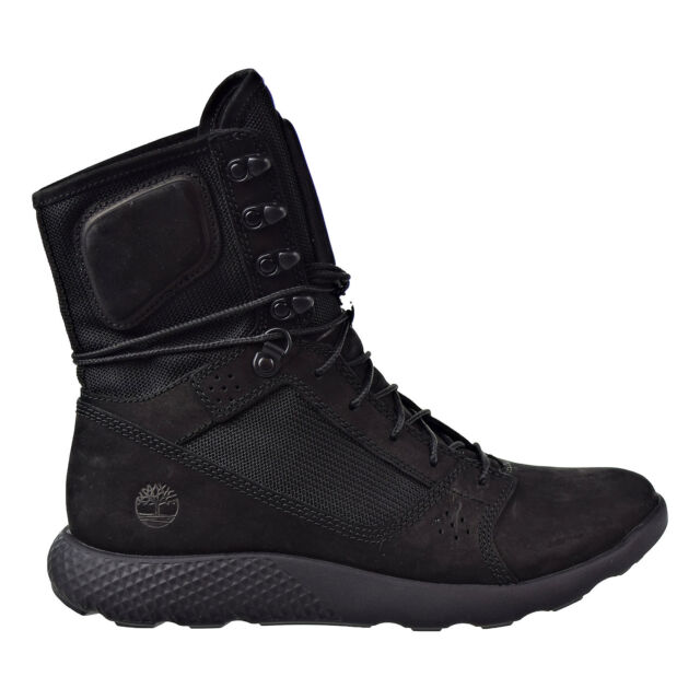 c4bcdb70512 Timberland Limited Release Flyroam Tactical Men Leather Boot Black  Tb0a1nk5. 9.5