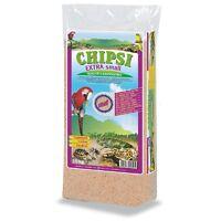Chipsi Extra Small 15kg Für Kleinechsen, Kleinvögel, Vogelspinnen U.a.
