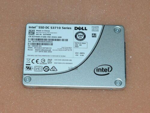 Dell Intel SSD DC S3710 200GB SSDSC2BA200G4R 2THX8