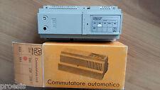 AMPLYVOX 266 commutatore scambiatore selettore ingresso audio video 230Vac