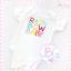 Baby Shower Gift Rainbow Baby Unisex Vest//Bodysuit Baby Rainbow Clothes