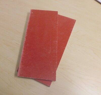 "GPO3 Electrical Red Fiberglass Sheet 1//4/"" Thick x 12.0/"" Wide x 36.0/"" Long"