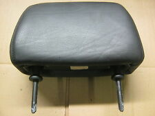 ALFA ROMEO 156 BLACK LEATHER FRONT HEADREST