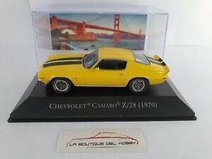 CHEVROLET-CAMARO-Z-28-1970-ALTAYA-ESCALA-1-43