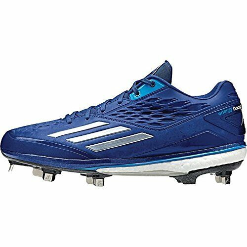 Adidas Men's Energy Boost Cleats Icon Low Metal Baseball Cleats Boost US SIZE11.5 BLUE NEW 509b72