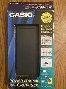 Vintage-Casio-Graphing-Calculator-fx-9700GEW