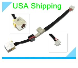 DC POWER JACK HARNESS CABLE for ACER ASPIRE M5-581T-6618 M5-581TG-6666