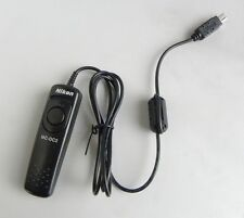 Genuine Nikon MC-DC2 Remote Shutter Release Cord for D7000 D5000 D3100 D90 D5100