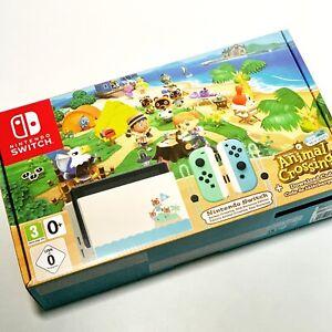 Nintendo Switch Animal Crossing: New Horizons Bundle U.K ...