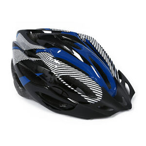Blue-Helmet-visor-Cycling-Mountain-Bike-Bicycle-Helmet-bike-DT