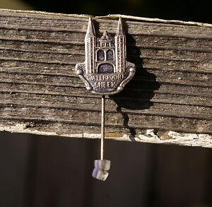 Waterpoort Sneek Water Gate Netherlands Silver Tone Metal Straight Pin Pinback