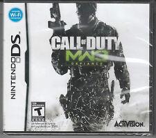 "Call of Duty: Modern Warfare 3  Nintendo DS  *NEW* ""French"""