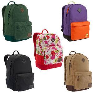 BURTON-KETTLE-pacco-da-20-LITRI-ZAINO-PER-SCUOLA-QUOTIDIANO-Backpack-NUOVO