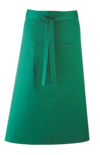 28 Colours Premier Polycotton Bar Apron with Tablet Friendly /& Pen Pocket