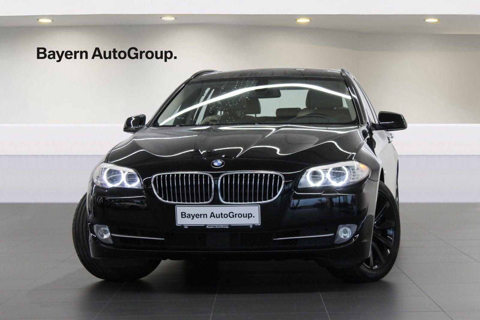 BMW 535i 3,0 Touring aut. 5d