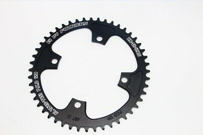 Fouriers Bicycle Chainring Narrow Wide Circle BCD120*4mm 1x Chainwheel SHIMANO
