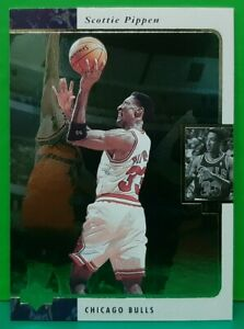Scottie Pippen regular card 1995-96 Upper Deck SP #21